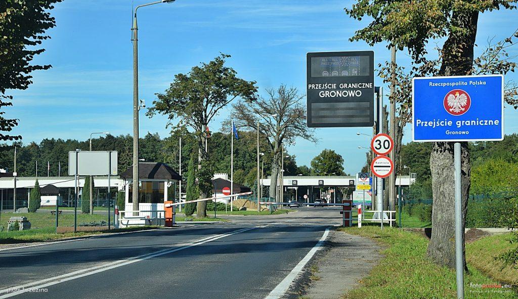 Граница Гроново
