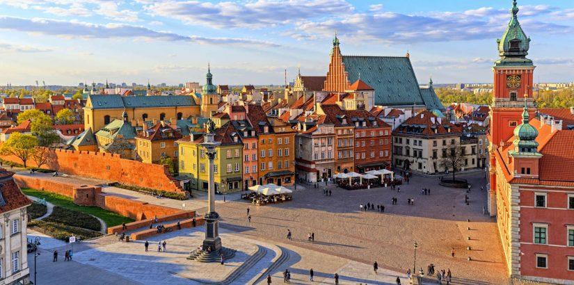 Распродажа Ecolines: из Калининграда в Варшаву и Гданьск от 19 злотых