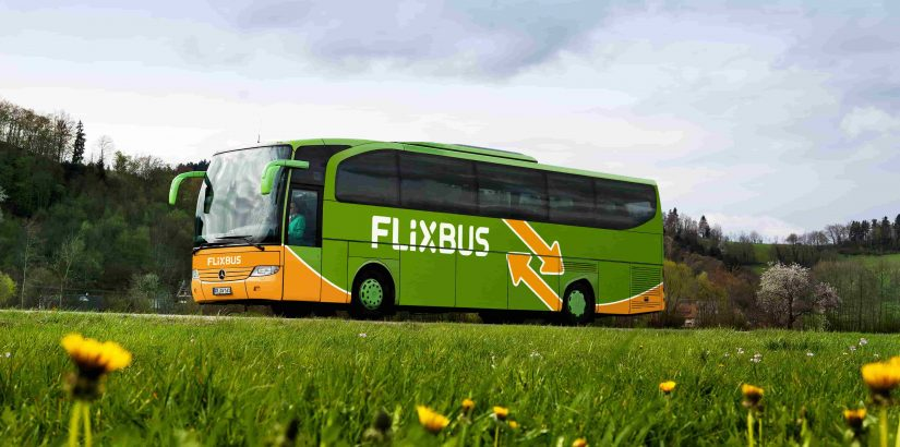 FlixBus из Калининграда в Гданьск